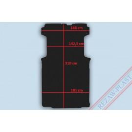 Protector Plano de Carga Citroen Jumper, Fiat Ducato, Peugeot Boxer 100348
