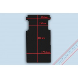 Protector Plano de Carga Opel MOVANO, Nissan NV 400,Renault MASTER 101378