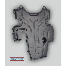 Protector de caja de cambios Mercedes - 151106