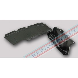 Lado derecho protector de carter Toyota - 151401