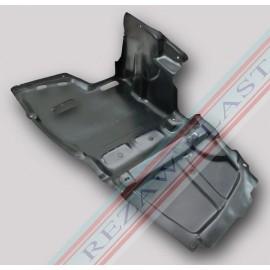 Lado izquierdo protector de carter Toyota - 151403