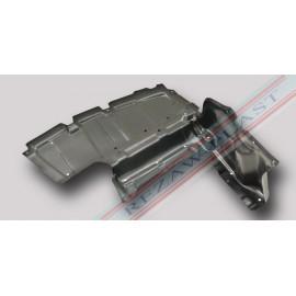 Lado derecho protector de correa poli Toyota - 151406