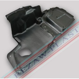Lado izquierdo protector de carter Toyota - 151408